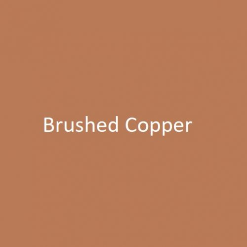 Brushed Copper Placeholder