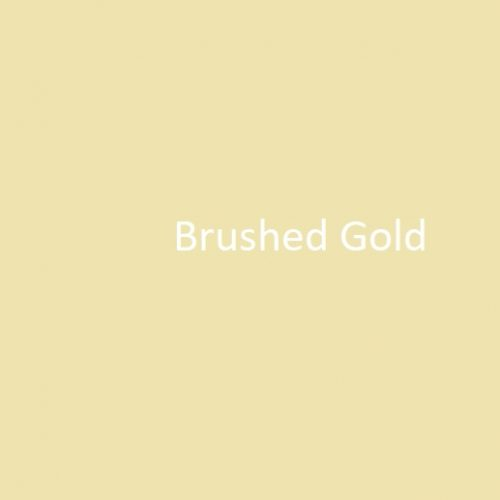 Brushed Gold Placeholder