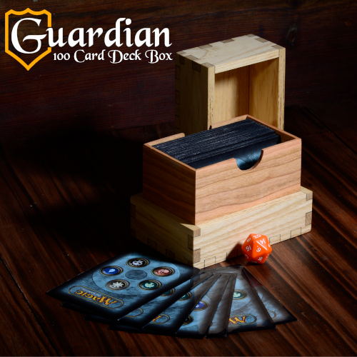 Guardian with logo square