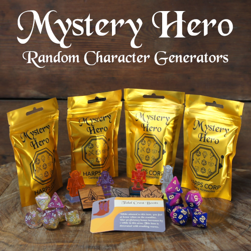 Mystery Hero White new