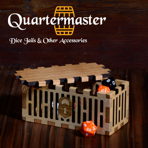 Quartermaster White new