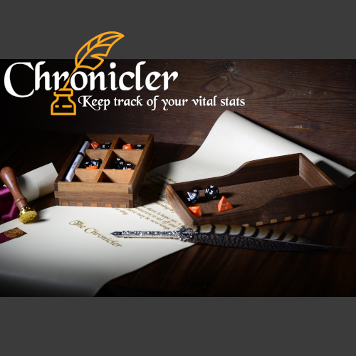 chronicler white new