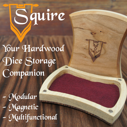Squire Square Shot